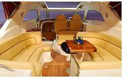 Boat Interior Options