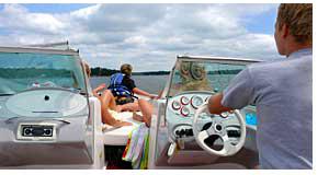 Sheridan Lake Marina Boat Rentals