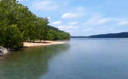 Green River Lake, Kentucky