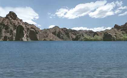 Lake Mohave, Nevada