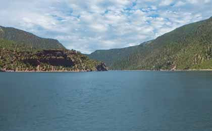 Flaming Gorge Reservoir, UT